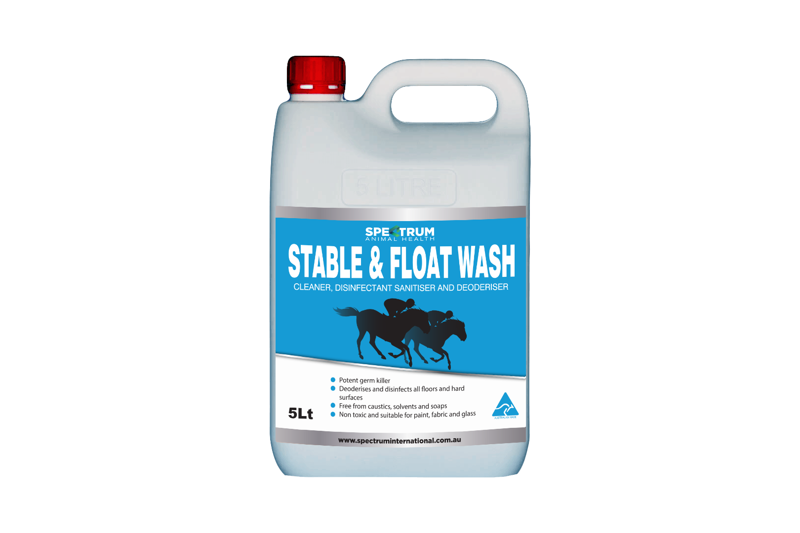 Product photo for Stable and Float Wash 5L