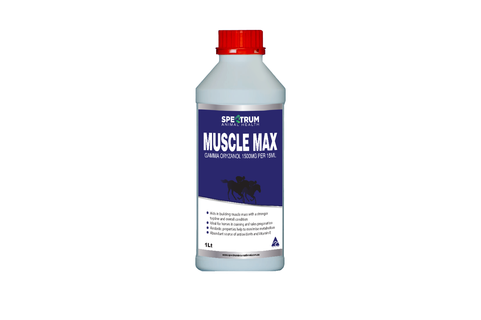 Product photo for Muscle Max 1L